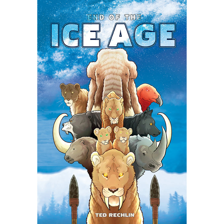 End of the ICE AGE | Field Museum Store