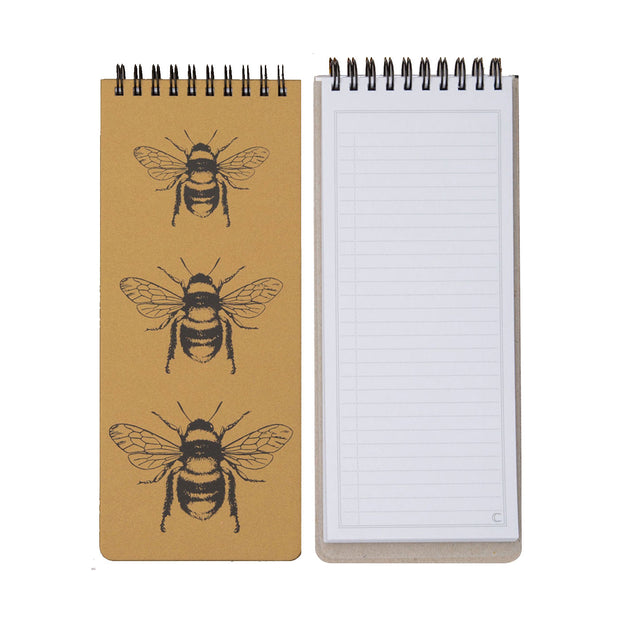 Honey Bee Notepad | Field Museum Store