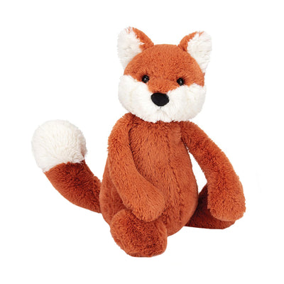 Bashful Fox Plush | Field Museum Store