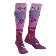Crystal Healing Knee High Socks | Field Museum Store