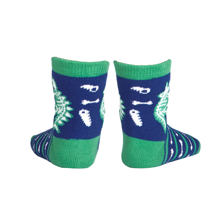 Arch-eology Toddler Crew Socks | Field Museum Store