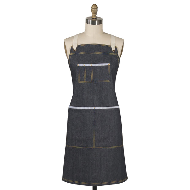 Sawyer Denim Apron | Field Museum Store