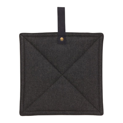 Sawyer Black Denim Potholder