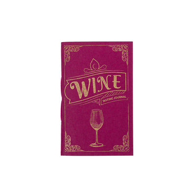 Wine Tasting Pocket Journal | Field Museum Store