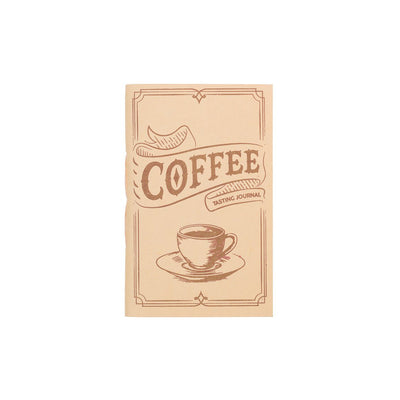 Coffee Tasting Pocket Journal | Field Museum Store