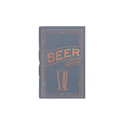 Beer Tasting Pocket Journal | Field Museum Store