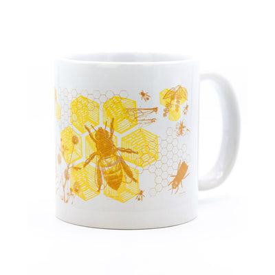 Honey Bees Mega Mug | Field Museum Store