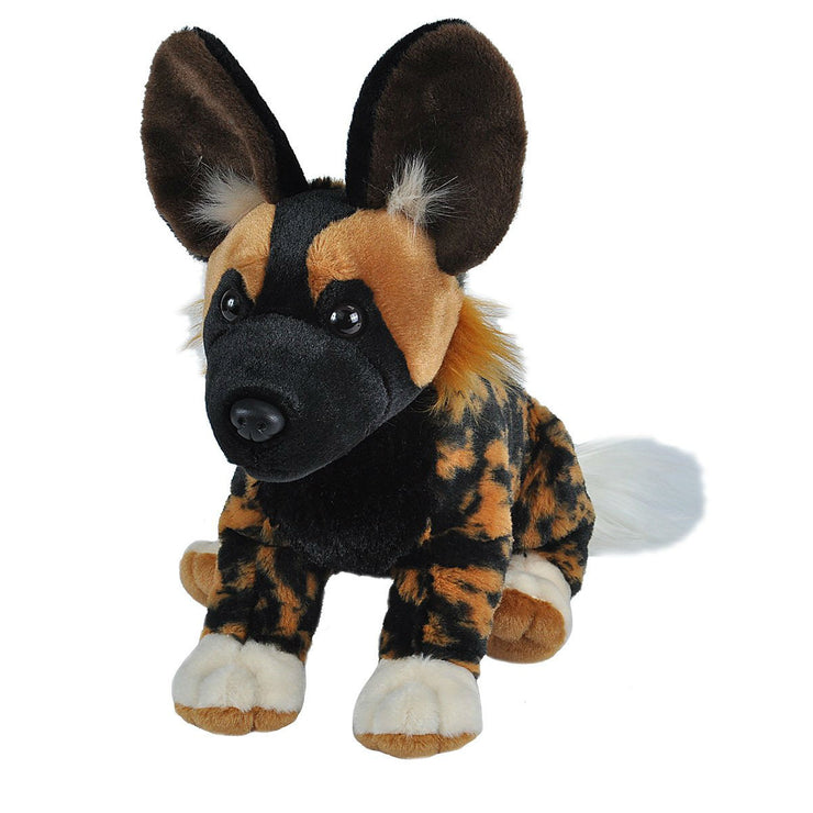 African Wild Dog Plush | Field Museum Store