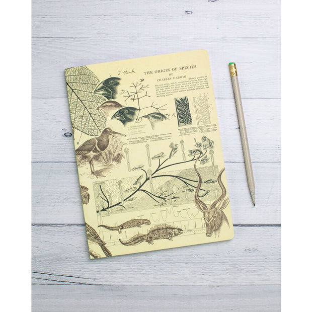 Evolution Softcover Notebook - Lined | Field Museum Store