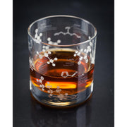 The Science of Whiskey Rocks Glass Set