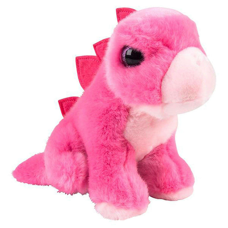Heirloom Pink Stegosaurus Plush | Field Museum Store