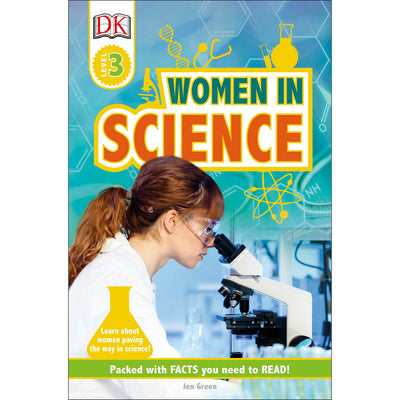 DK Readers: Women in Science | Field Museum Store