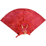 Triceratops Hooded Cape | Field Museum Store