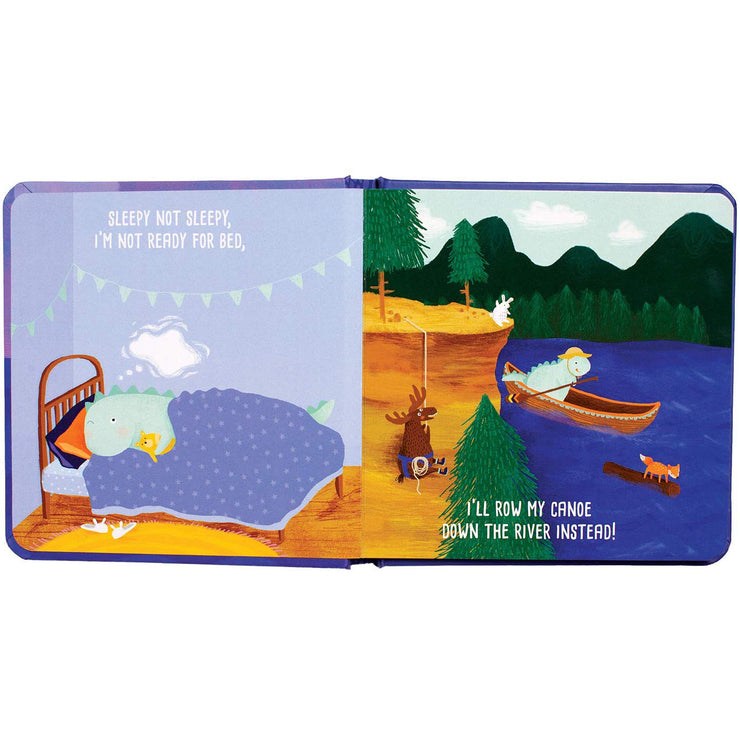 Sleepy Not Sleepy: A Tiny Dino's Bedtime Adventure | Field Museum Store