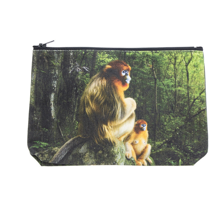 The Golden Couple Makeup Bag | Field Museum Store