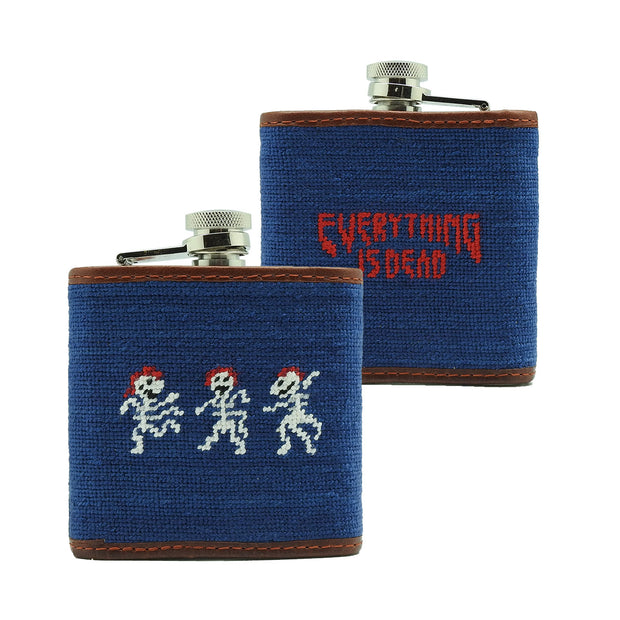 Everything is Dead Flask | Field Museum Store