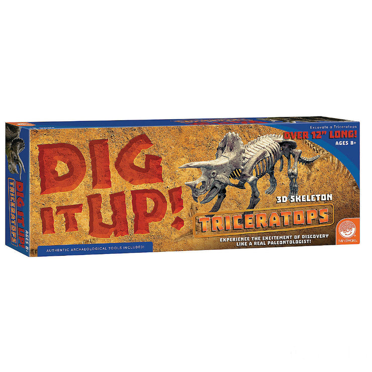 Dig it Up! Triceratops | Field Museum Store