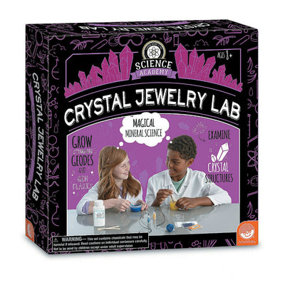 Crystal Jewelry Lab Kit | Field Museum Store