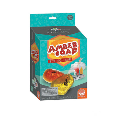 Amber Soap Lab Kit | Field Museum Store