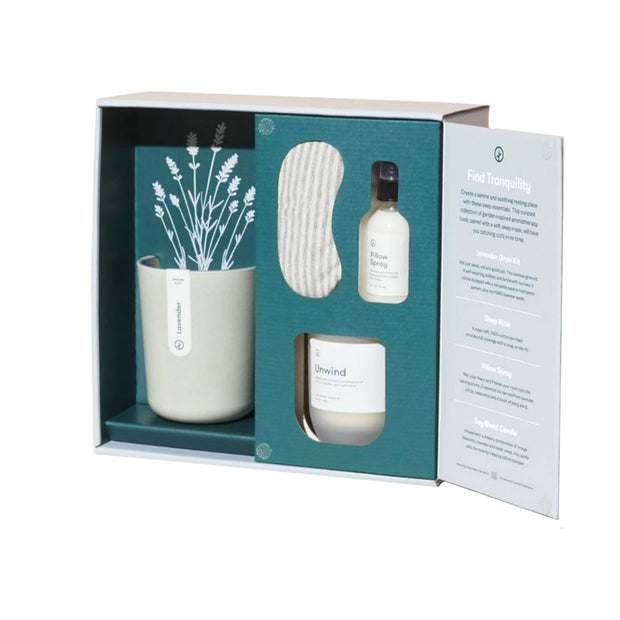 Live Well Gift Set - Unwind | Field Museum Store