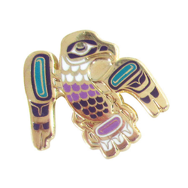 Eagle Flight Enamel Pin | Field Museum Store