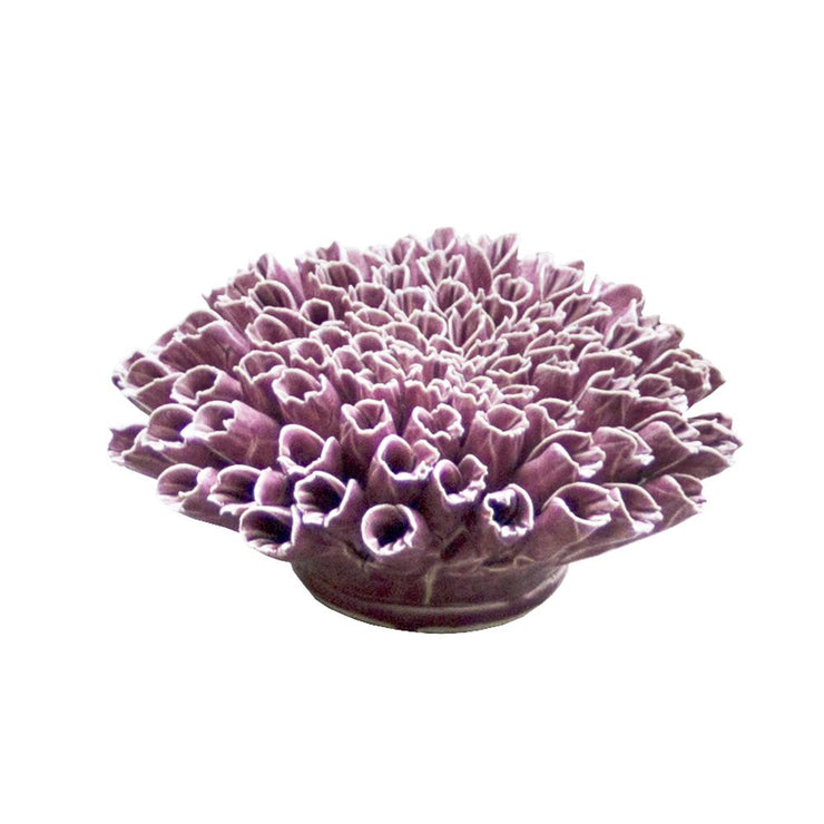 Purple Ceramic Anemone | Field Museum Store