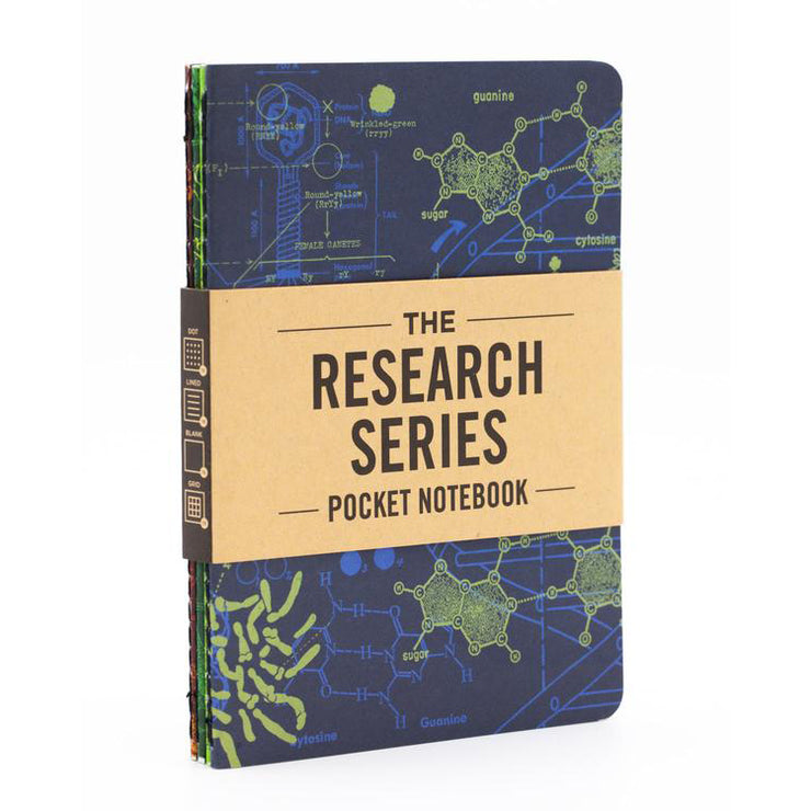 Lab Science Pocket Notebook Set | Field Museum Store
