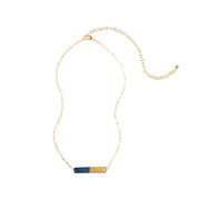Oro Bar Necklace | Field Museum Store
