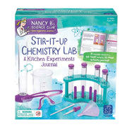 Stir-It-Up Chemistry Lab & Kitchen Experiments Kit | Field Museum Store