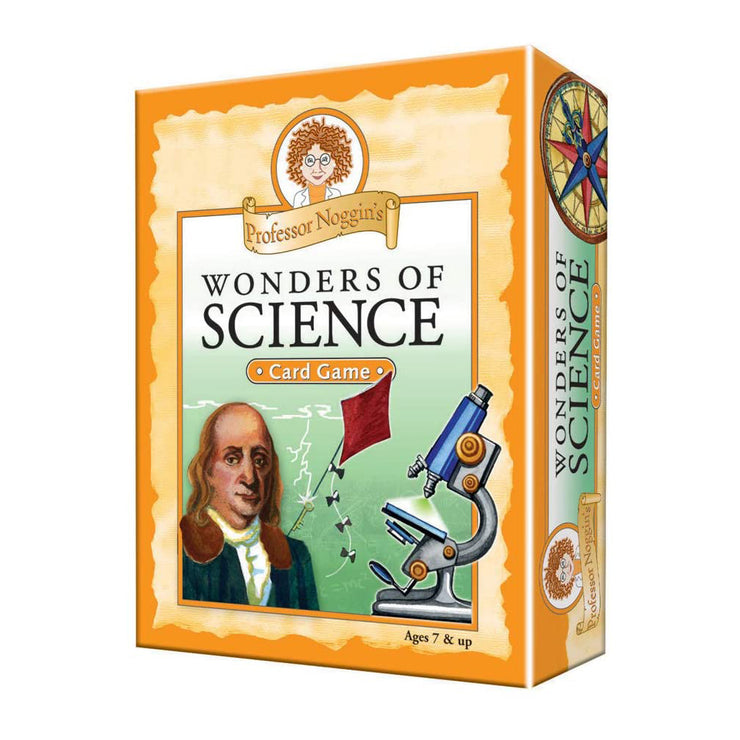 Wonders of Science Card Game | Field Museum Store
