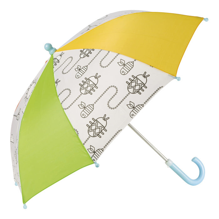 Beetle & Bee Color & Cover Umbrella | Field Museum Store