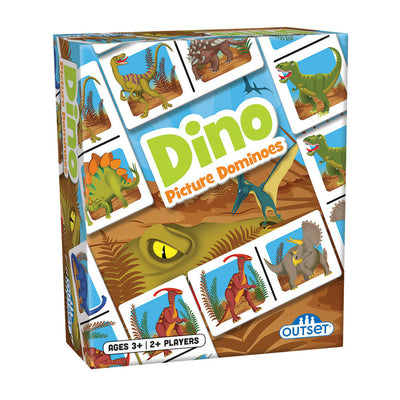 Picture Dominoes: Dino | Field Museum Store