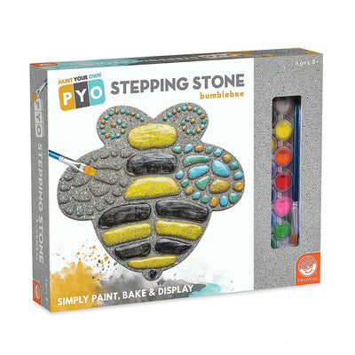 Paint Your Own Stepping Stone: Bee | Field Museum Store