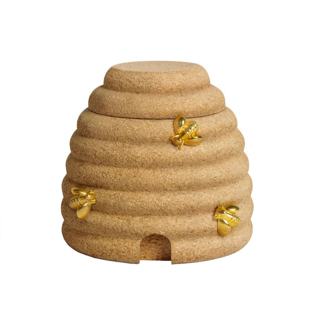 Busy Bees Pushpins with Cork Caddy | Field Museum Store