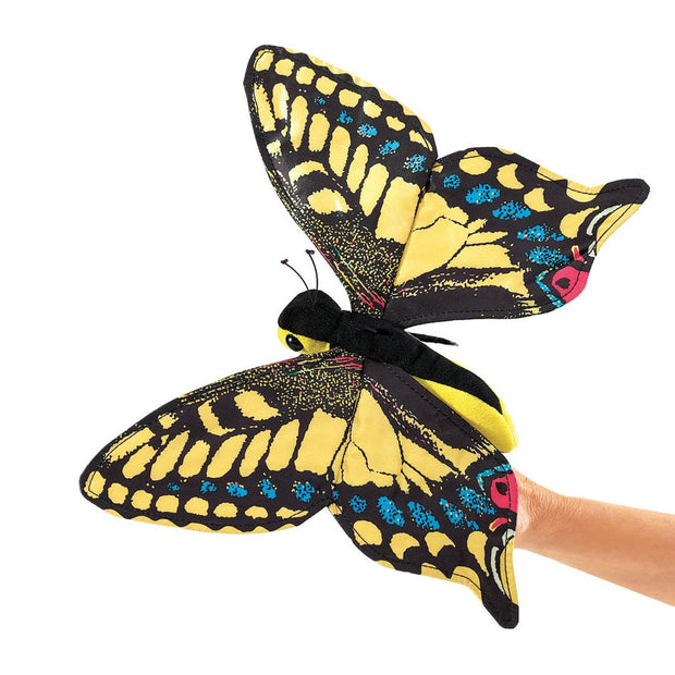 Swallowtail Butterfly Puppet | Field Museum Store