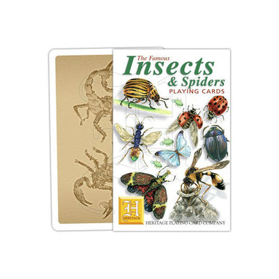 Insect & Spider Playing Cards | Field Museum Store