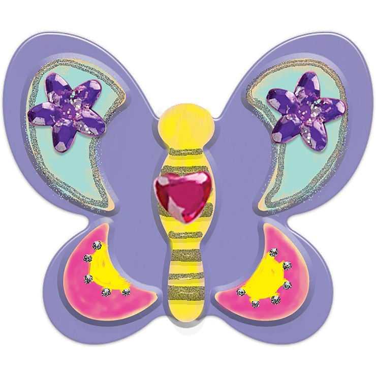 Butterfly Magnets Wooden Craft Kit | Field Museum Store
