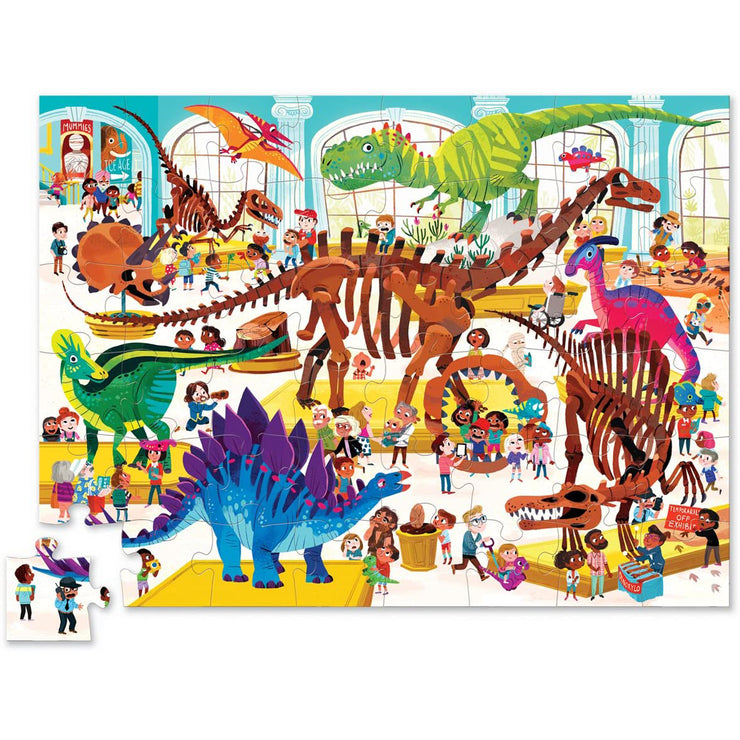 Day at the Museum Puzzle | Field Museum Store