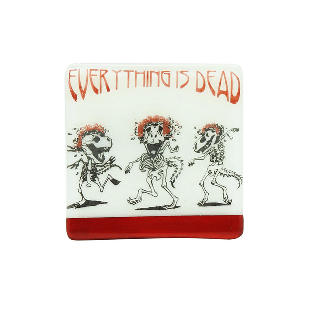 Everything is Dead Glass Catch-All | Field Museum Store