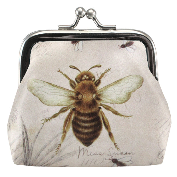 Honey Bee Coin Purse | Field Museum Store