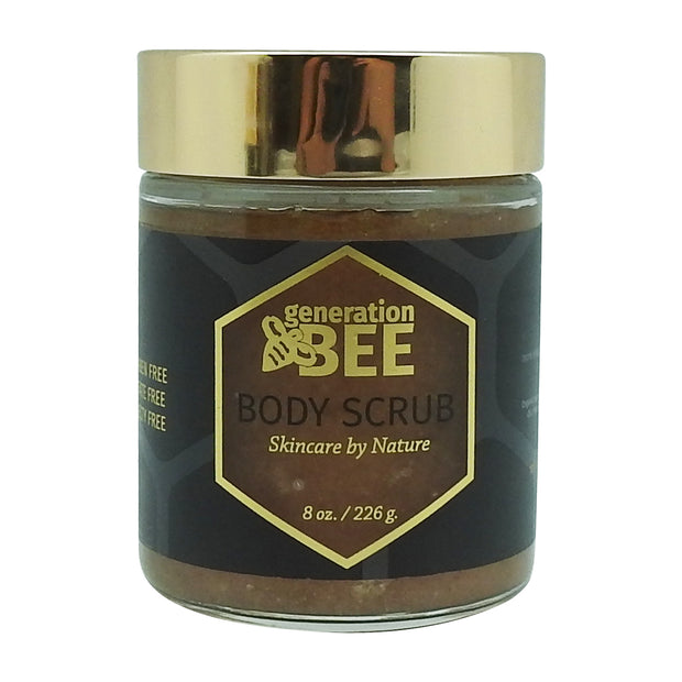 Honey Body Scrub | Field Museum Store