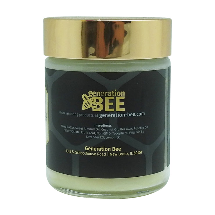 Beeswax Body Butter | Field Museum Store