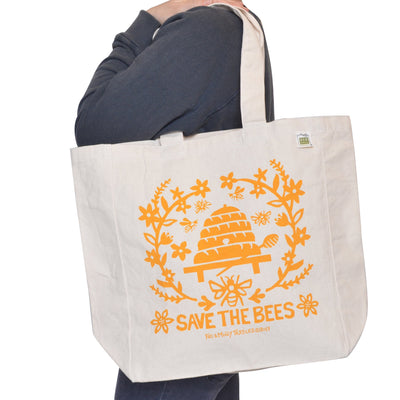 Save the Bees Tote | Field Museum Store