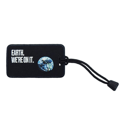 Earth. We're On It. Luggage Tag | Field Museum Store