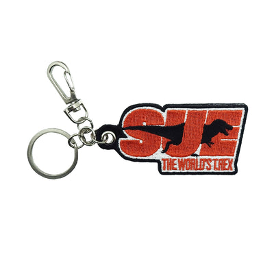 SUE the T. rex Patch Keychain | Field Museum Store