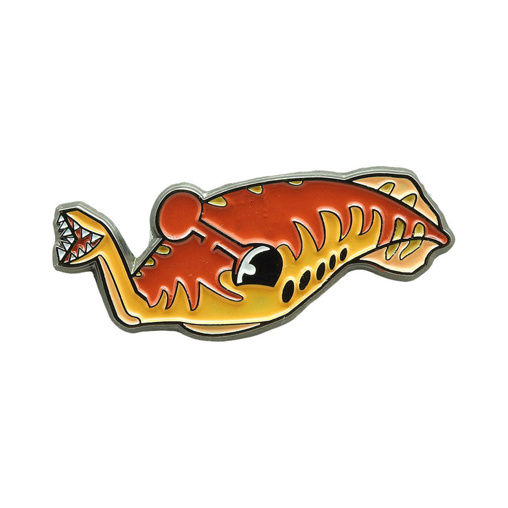 Tully Monster Enamel Pin | Field Museum Store