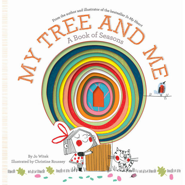 My Tree and Me: A Book of Seasons | Field Museum Store