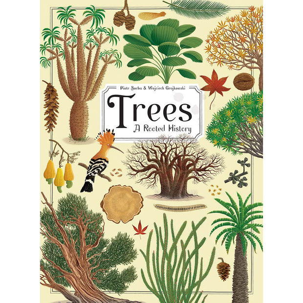 Trees: A Rooted History | Field Museum Store