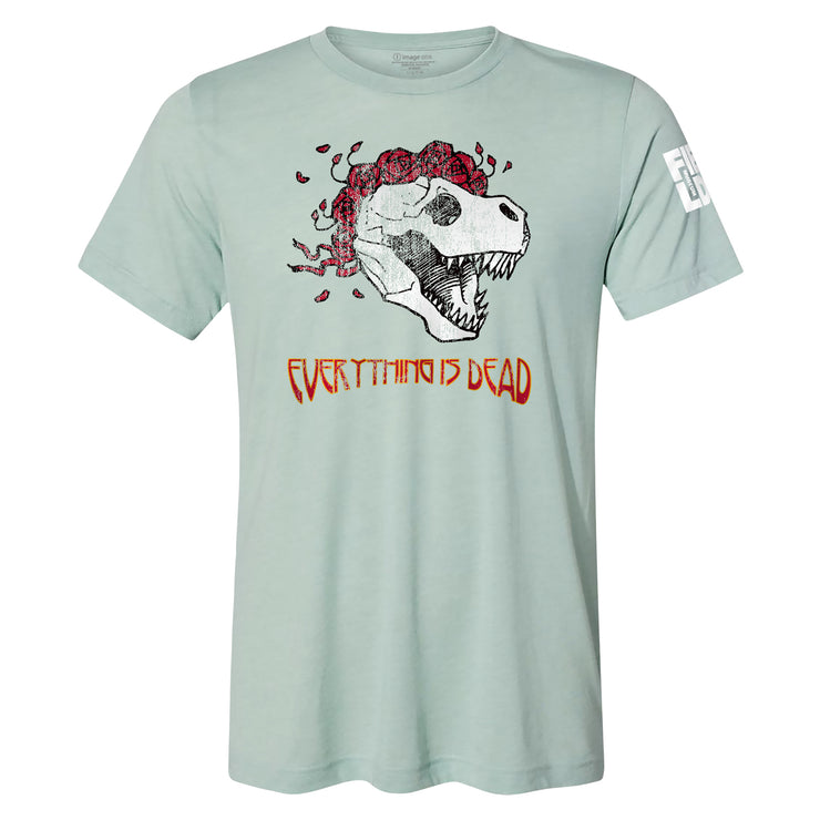 Everything is Dead Distressed Adult T-Shirt | Field Museum Store