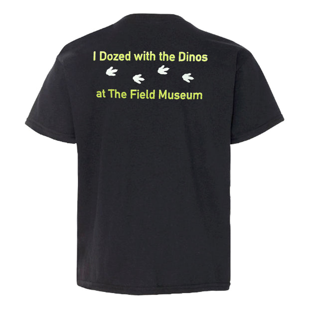 Dozin' with the Dinos Youth T-Shirt | Field Museum Store